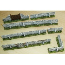 TH48C Gate/Wall 8cm long x 2.5cm high Pack C