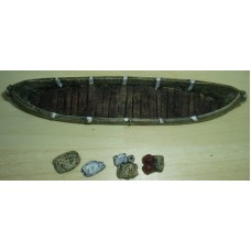 TH81 28mm Canoe and Accessories painted or unpainted