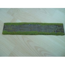 BR9 Straight road section, 34cm long Painted or unpainted