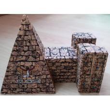 F0078 Nubian Pyramid