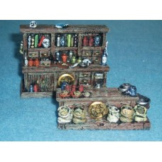 10023 Apothecary Painted or unpainted