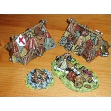 10045 Adventurer's Campsite Painted or unpainted