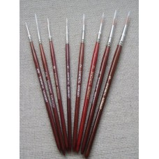 Brushes Gamecraft, size 4, Synthetic Fibre