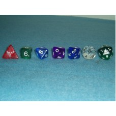 Gem Dice 4 sided